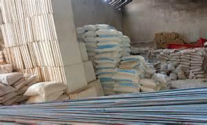 تحقیق درباره مصالح ساختمان (كاشی ، سیمان ، رسها)