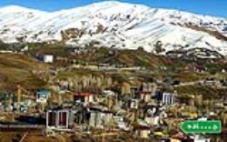 پاورپوینت مطالعه و شناخت بافت کالبدی، معماری و نحوه شکل گیری روستای دربند سر شمیرانات تهران